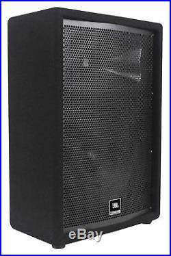 (2) JBL Pro JRX212 12 2000w Professional Passive PA/DJ Speakers 8 Ohm JRX 212