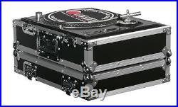 (2) Odyssey FR1200E ATA Universal Pro DJ Turntable Flight/Road Cases