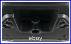 2x DJ PA 15 Aktiv Lautsprecher Set Box Bluetooth Monitor Bi-Amping Stereo 500W