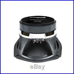 2x PRV Audio 69MR500-PhP-4 Mid Range Car Stereo Speaker 4 ohm 6x9 PRO 1000W