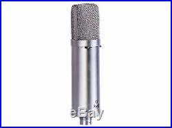 3U Audio GZ67fet Multiple Patterns Condenser Microphone Vintage Airy Sounding