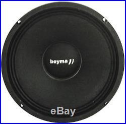 4 Beyma 8MFE 8 800 Watt Mid-Bass/Midrange Speakers 8M/FE Midbass