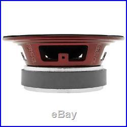 4 DS18 PRO-X6M 6.5 Midrange Speakers 1800 Watt 8 ohm Loud Midbass Loudspeakers