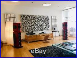4XSALE Quality white solid wood Diffuser skyline acoustic wall studio home panel