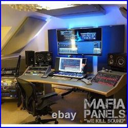 6x Mafia Panels- Acoustic Sound Proofing Panels- Complete Studio Set- £160.00