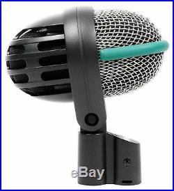 AKG D112 MKII Professional Dynamic Kick Drum Bass Guitar Microphone Mic