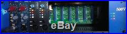 API 10 Slot Lunchbox with 2 Neve 1073 and 2 API 512c