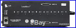 API 500-8B 8 Channel 500 Series Module Lunchbox Rack