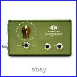 Acme Audio Motown D. I. WB-3 Direct Input Box with Vintage Replica Transformer