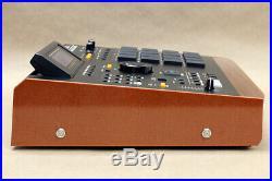 Akai MPC 2000XL Modular Bezel Kit Custom & Wood / Aluminum Wrist Rest