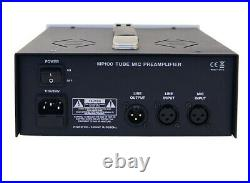Alctron MP100 V2 Hybrid Tube and Solid State Microphone Amplifier FET 12AX7B