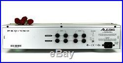 Alesis PEQ 450 Parametrischer Mixing Mastering Equalizer EQ + /GEWÄHR/