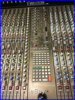 Amek Einstein Recording & Mixing Console 32/24/64 track