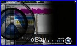Avid Digidesign Pro Tools HD8 iLok License Transfer