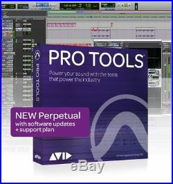 Avid Pro Tools 12 2018 2019 2020 Perpetual License Activation with 1 yr upgrades
