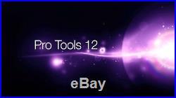 Avid Pro Tools 12 PERPETUAL USED 10 + 11 + 12.5.2