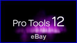 Avid Pro Tools 12 Software Activation Card Bundle with iLok Version 2
