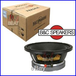 B&C 10MD26 10 Midbass Midrange Speaker Woofer 8-ohm (B and C) Made in Italy