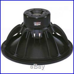 B&C 18SW115-4 18 Professional Neodymium Subwoofer 4 Ohm