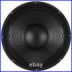B&C 18SW115-8 18 Neodymium Subwoofer Speaker Driver