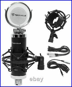 BBE 882I Professional Sonic Maximizer Signal Sound Processor + Studio Microphone