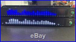 BDS Rack Mount 1U Spectrum Analyser Analysis Display
