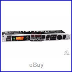 Behringer FX2000 Virtualizer 3D Multi Effects FX Processor Studio Reverb 24-Bit