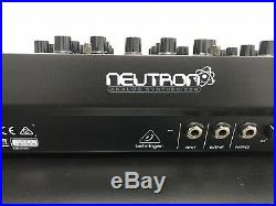 Behringer Neutron Semi Modular Analogue Synth With Many Extras And Upgrades