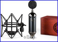 Blue Blackout Spark SL Studio Condenser Recording Microphone Mic+Shockmount+Box