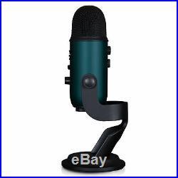 Blue Microphones Yeti Professional Multi-Pattern USB Microphone (Teal)