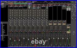 Complete Recording Studio Computer PC intel i7 / 32GB DDR4 Ram / 1TB SSD /2TB HD