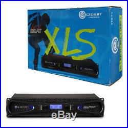 Crown Audio XLS 2502 DriveCore 2-Channel Stereo Power Amplifier OPEN BOX