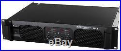 DJ PA 4-Kanal Endstufe Power Amp Verstärker HiFi Stereo Amplifier Limiter 4800W