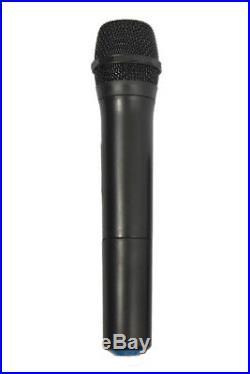 Dolphin SP-747RBT Karaoke Party Speaker with Wireless Microphone & Battery