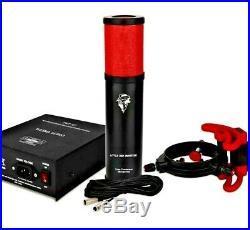ELAM 251, Neuman U67 type Tube Studio Microphone, LITTLE RED MONSTER