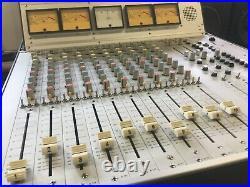 EMT Consolle vintage rare Studer neve telefunken