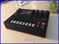 Elektron Digitone 8 Voice Polyphonic Digital Synthesizer Back (DTN1)