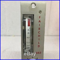 Fairchild 663 Compressor