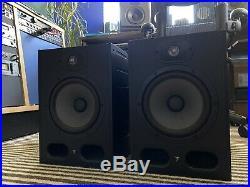 Focal Alpha 80 Active Studio Monitors, Pair