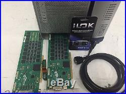 Full HD System Avid Digidesign 96 Pro Tools HD2 PCIx. HD 8 with iLok