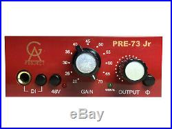 Golden Age Project PRE-73 JR Microphone Pre-Amplifier Preamp