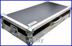 Guitar Pedal Board Swan Flight Case 983mm x 383mm SIZE 4 (Hex)