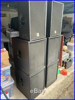 HK Audio Actor DX 3200W RMS Active PA System