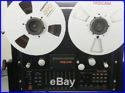 Home studio recording bundle. Tascam multi track 1/2 tape recorder