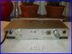 JBL 7126, Professional Series Compressor, Vintage Rack
