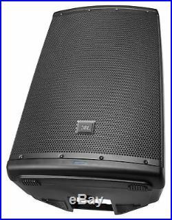 JBL EON615 15 1000 Watt 2-Way Powered Active DJ PA Speaker System withBluetooth