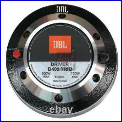 JBL Selenium D405 Trio Super Driver 150W RMS 8 Ohms 2 Exit 7896359519422 Brazil