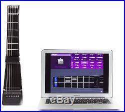 Jamstik+ SmartGuitar MIDI CONTROLLER BLACK Certified Refurb-March Madness Sale