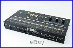 Korg EX-800 Analog Synthesizer Module Tokyo Japan Tested