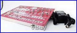 Korg ElecTribe SX ESX-1 Music Production Station WithAC Adapter Box set Used Japan